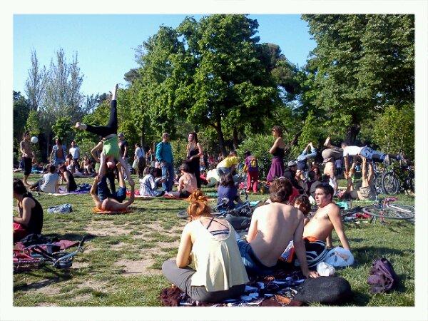Hippie sundays