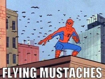 mustashes